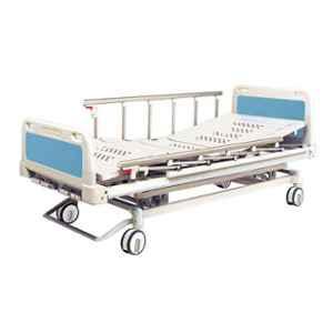 11 Enterprises 206x90x60cm White Rectangular Fowler ICU Bed
