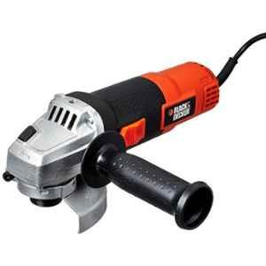 Black+Decker G720RW 4 inch 820W Small Angle Grinder with 2Pcs wheels & 1Pc Flap Disc