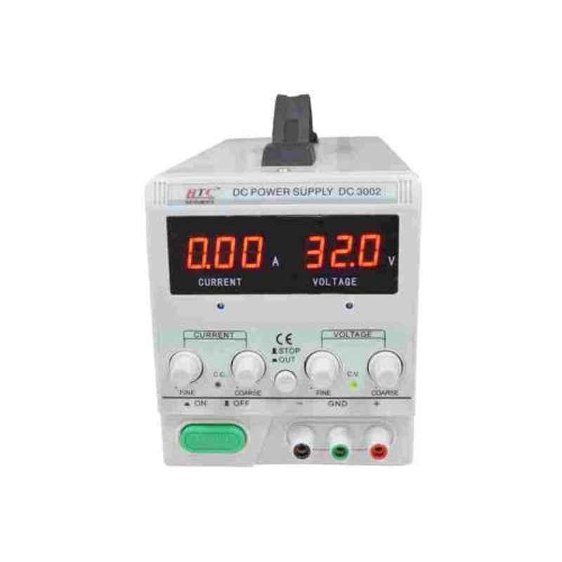 HTC DC-3005 DC Regulated Power Supply