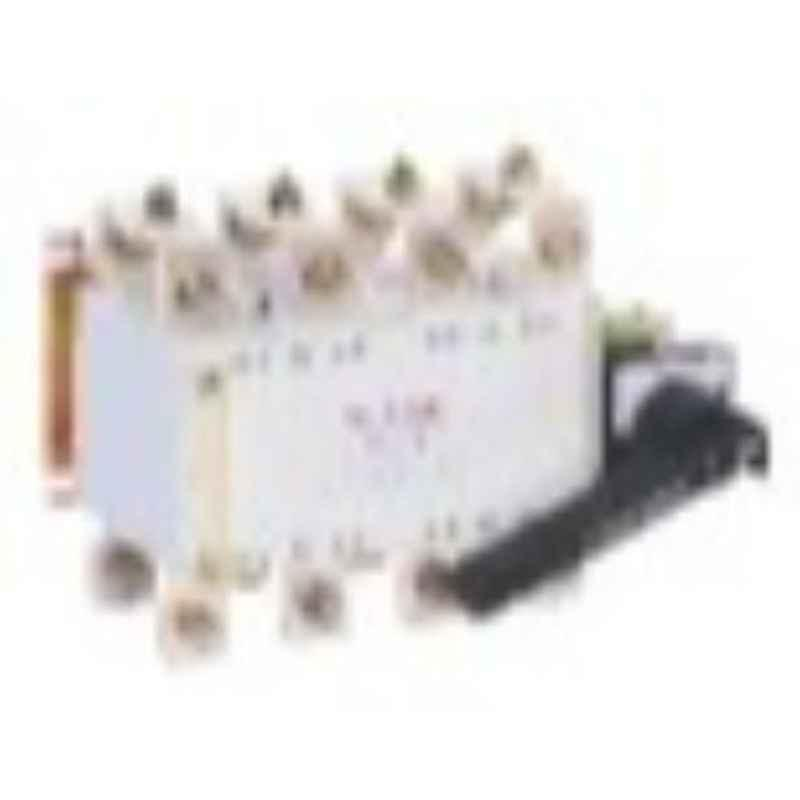 Indoasian 400A On-Load Switch Fuse Changeover In Open Execution, ITBE0400
