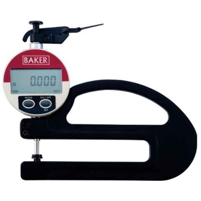 Baker K142/0 10mm Dial Thickness Gauge
