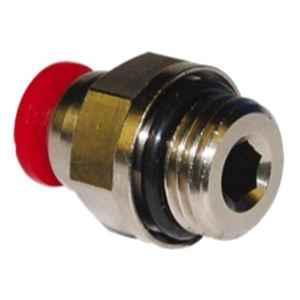 Norgren Pneufit-C 4mm G1/4 Straight Adaptor, C02250428