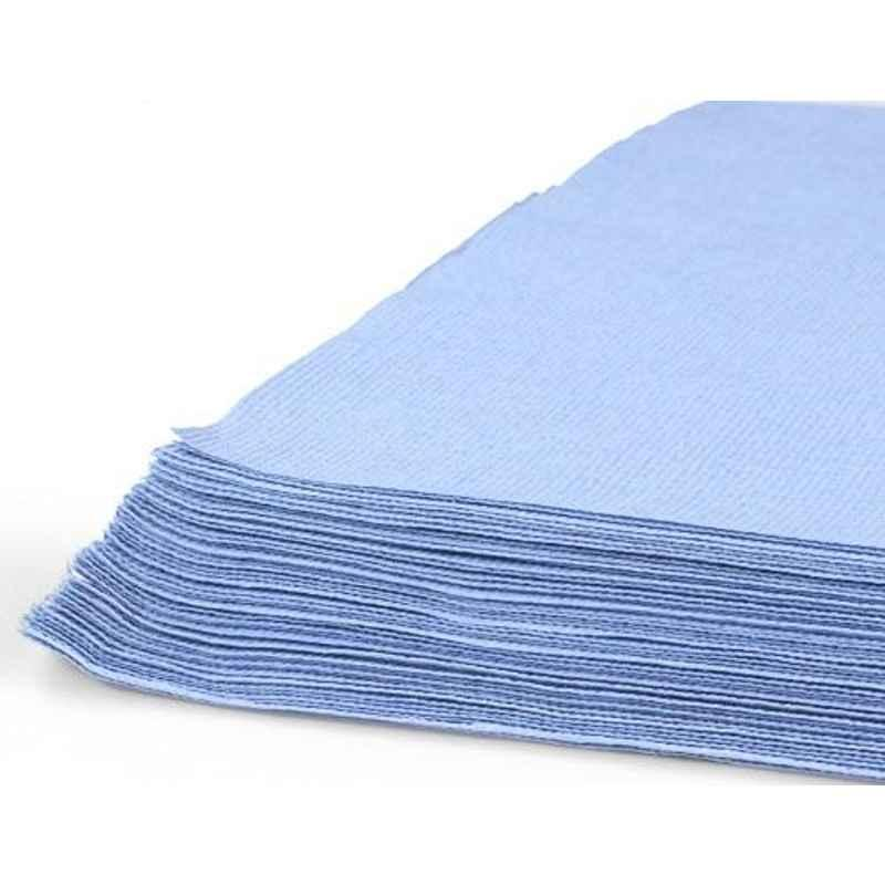 Wypall X70 50 Wipes Blue Extended Flat Sheet Wipers Roll, 1110 (Pack of  20)