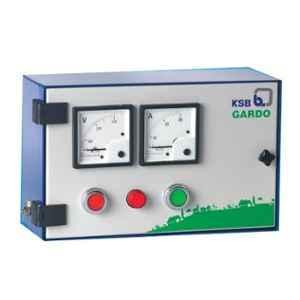 KSB Gardo 07 0.75HP Single Phase Control Panel
