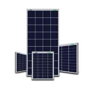Waaree Arun 75W 12V Polycrystalline Solar PV Module Panel, WS-75
