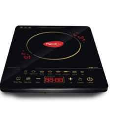 Pigeon 1800W Black ABS Plastic Acer Plus Induction Cooktop with Feather Touch Control
