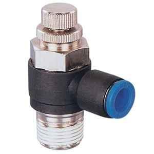 Janatics M5 8mm Male Exhaust Flow Control Valve, GR5107004