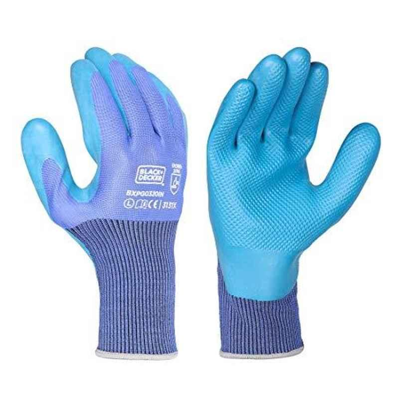 Black & Decker Supported Hand Gloves , BXPG0320IN