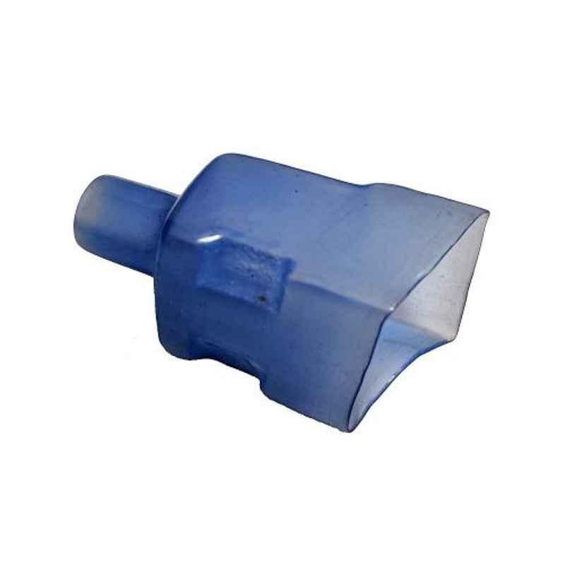 Saroop 0250 Blue 4 Pole Terminal Coupler Cap, SI0025004 (Pack of 2)