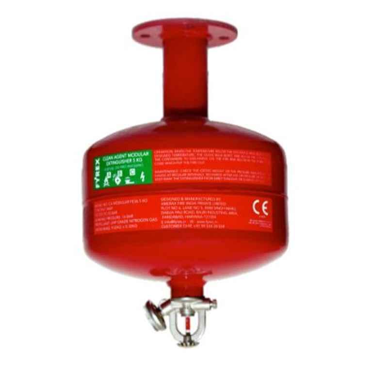 Fyrex FE 36 Chemours 10kg Modular Clean Agent Fire Extinguisher, F0030