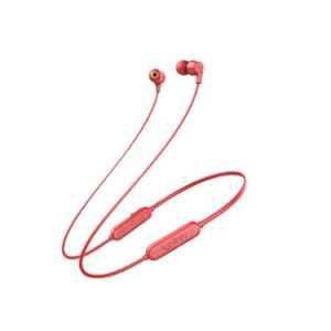 Infinity by Harman Tranz 300 Red Pure Bass in Ear Headphone with Mic, INFTRZ300RED