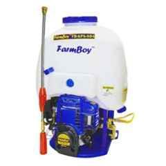 Kisankraft Farmboy 25L 1HP 4 Stroke Knapsack Power Sprayer, FB-KPS-804