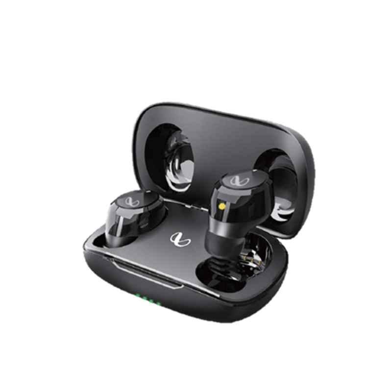 Infinity Spin 150 Black Wireless In-Ear Earbuds