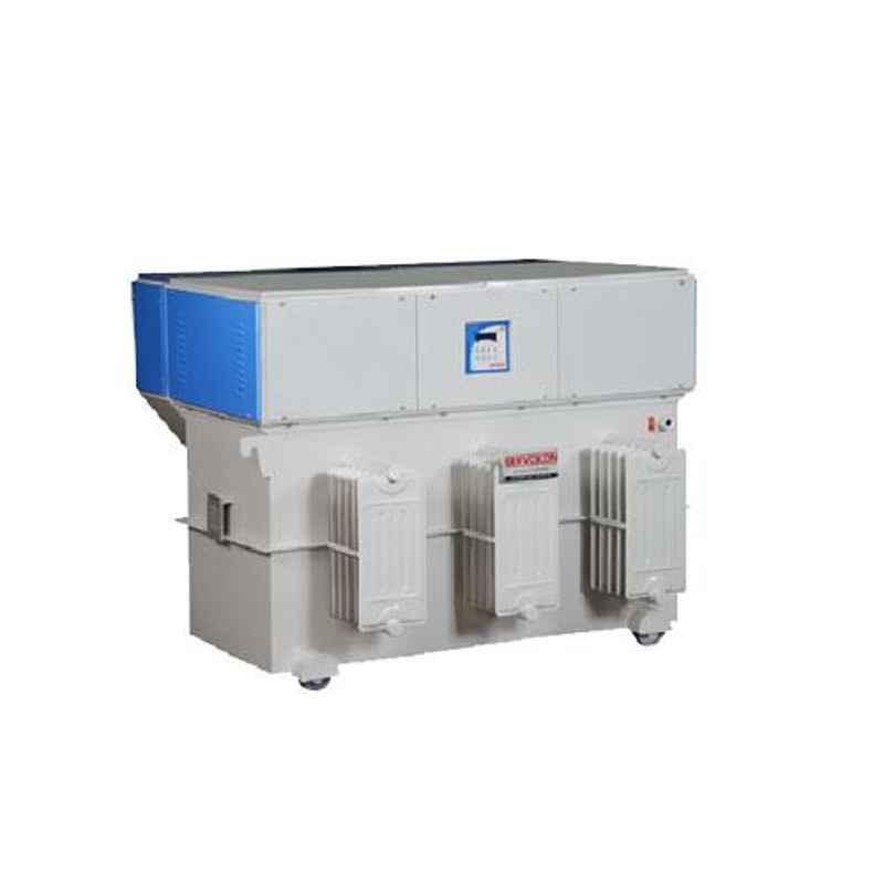 Servokon Servo 25kVA 250-460V Three Phase Oil Cooled Voltage Stabilizer