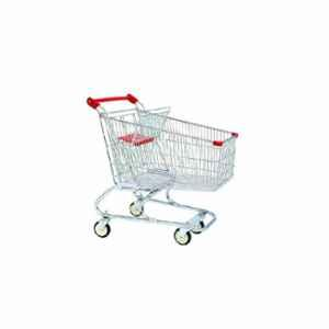 Bigapple 60L Capacity Stainless Steel Asian Style Shopping Trolley, BA-AS60