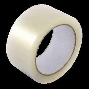 Generic 48mm 40 micron 65m Self Adhesive Transparent Bopp Tape
