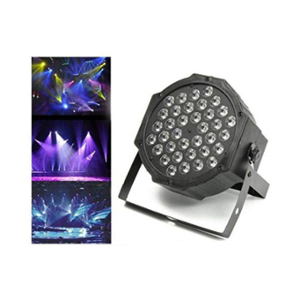 Ever Forever Multicolour Flat 36 LED Stage Projector Light