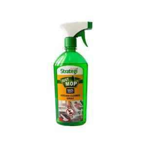 Herbal Strategi Just Mop 500ml Herbal Kitchen Cleaner Spray, Disinfectant & Insect Repellent