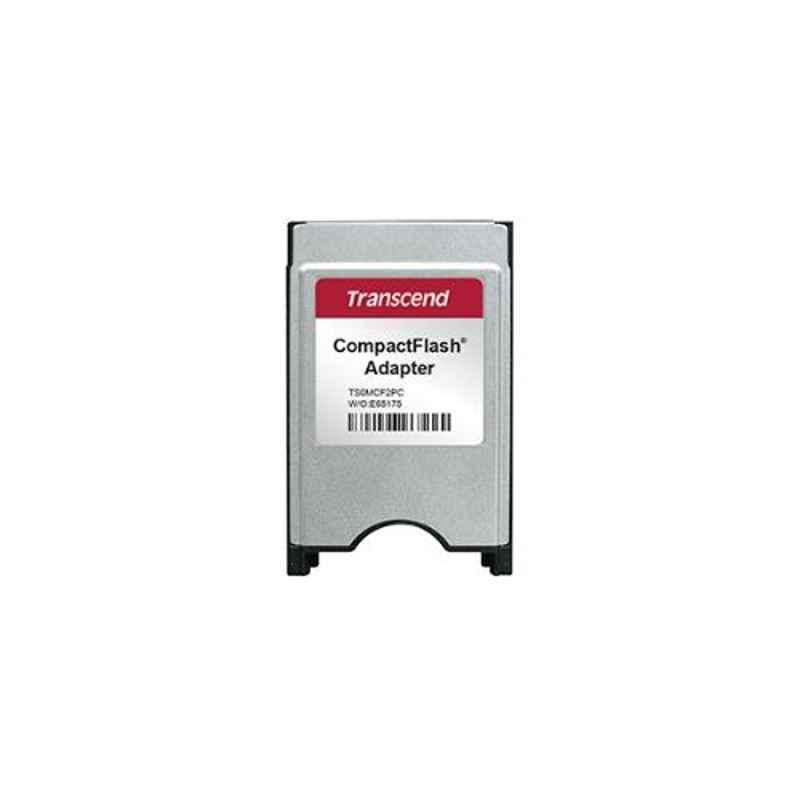 Transcend CF2PC PCMCIA 5V Compact Flash Adaptor