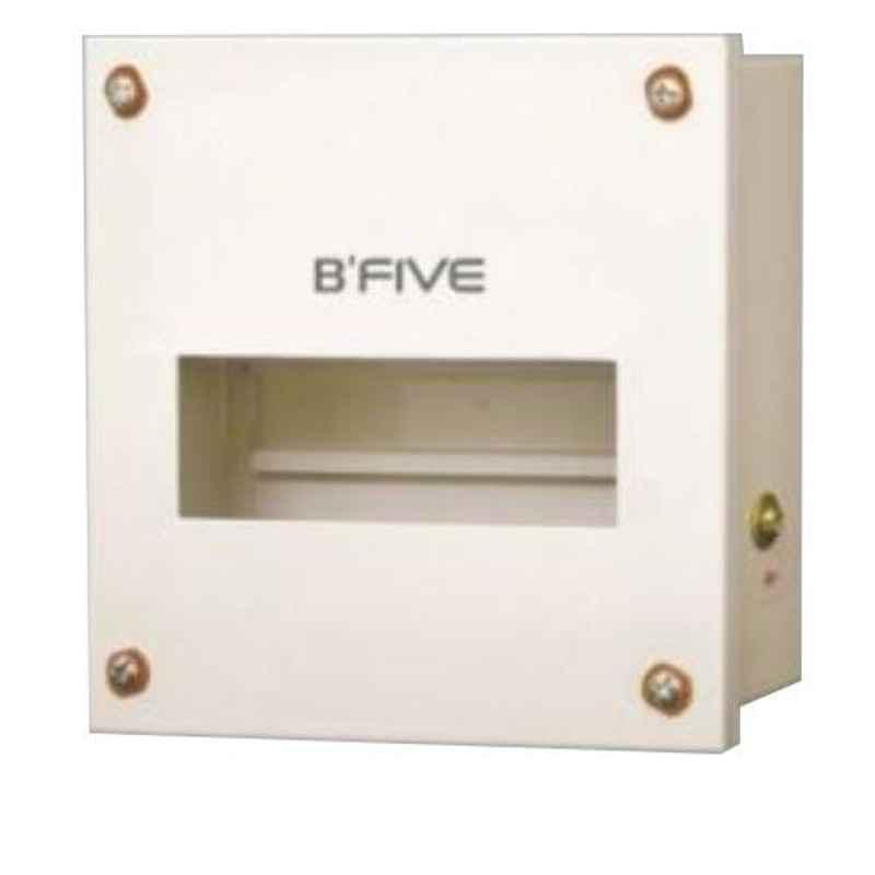 B-Five 8 Way MCB Distribution Box, B-158