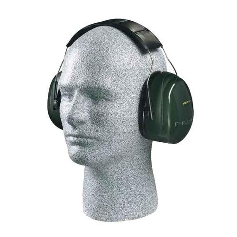 3M H7A Clickforsign PELTOR-101-P1 Optime Over Head Green Earmuffs