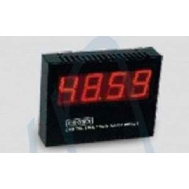 Crown CES 205A Digital Line Frequency Meter Led 4 digit-18 inch