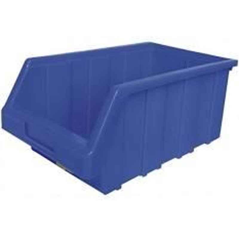Aristo BIN80 380x230x170mm HDPE Blue FPO Storage Bin
