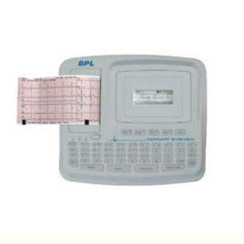 BPL Cardiart 8108 5.7 inch Display 6 Channel ECG Machine