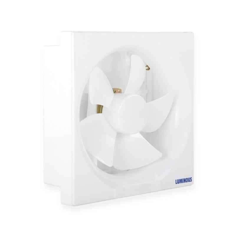 Luminous Vento Dlx-8 200mm White Ventilation Fan