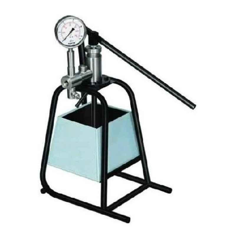 Pentagon 400kg/cm.Sq Hydraulic Hand Operated Pressure Test Pump, TSTMESRPENT1005