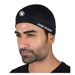 Just Rider Sweat Wicking Under Helmet Skull Cap for Men (Pack of 5)
